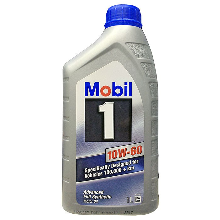 Масло Mobil 1 Extended 10w60 1л