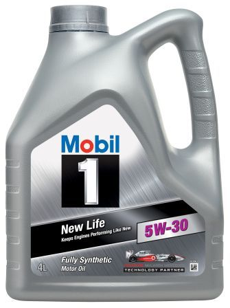 Масло Mobil 1 New Life 5w30 4л
